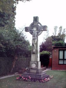 War Memorial by Thomas Mewburn Crook at All Saints Streetly
