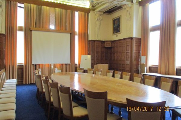 General View of Council Chamber Manchester